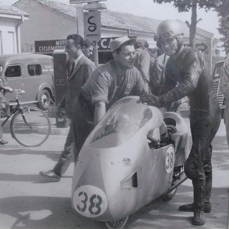 Foto Mondial en Monza'57