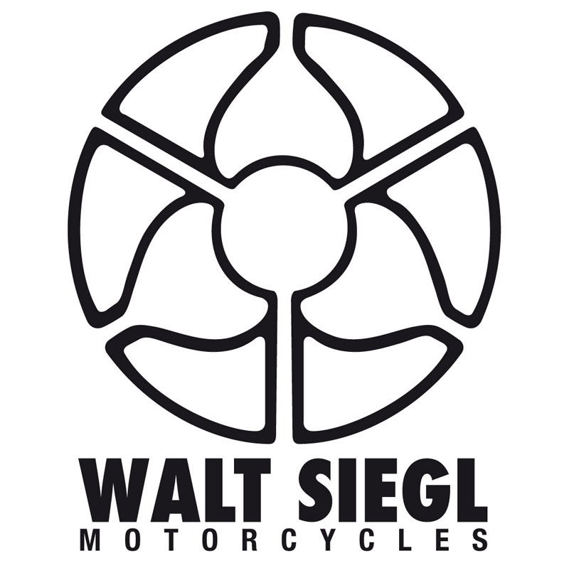 Logo Walt Siegl Motorcycles