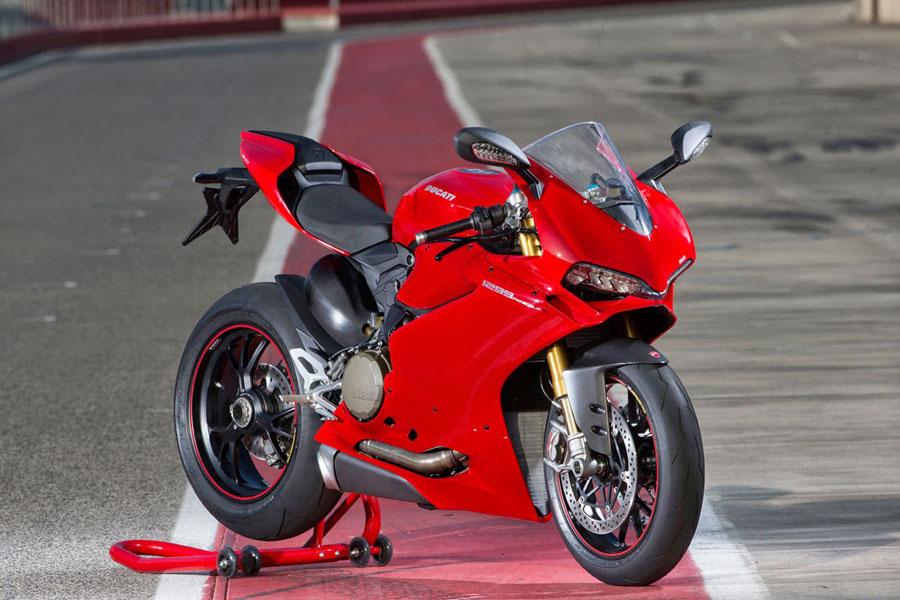 Foto Ducati PANIGALE 1299 S