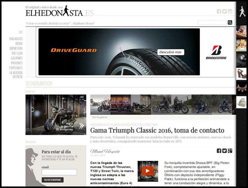 Portal El Hedonista