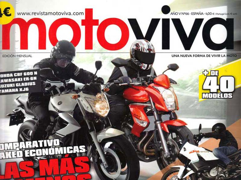 Portada Moto Viva
