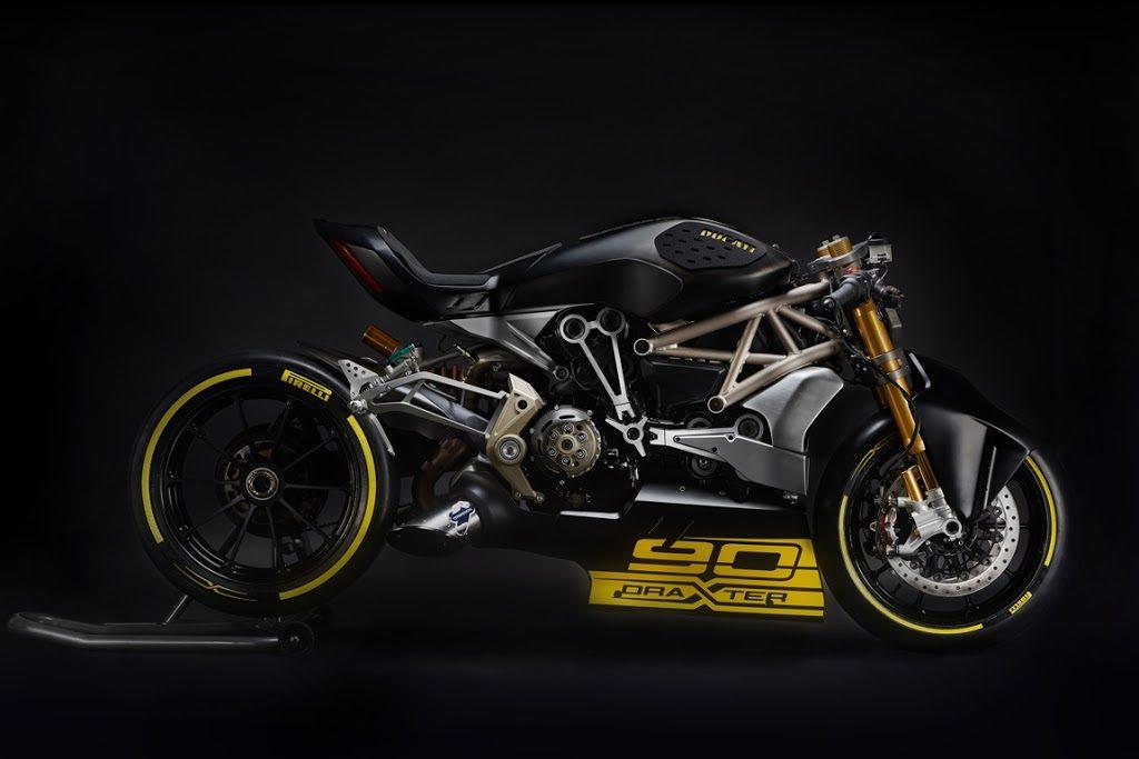 Foto 02 Ducati Draxter