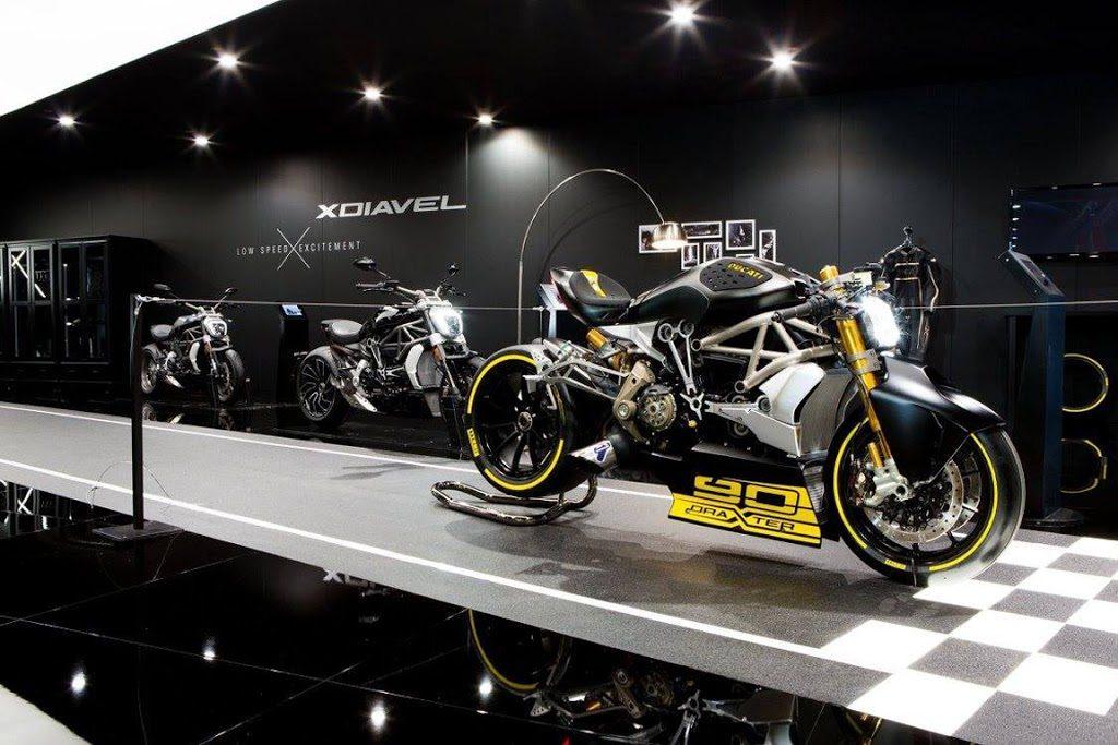 Foto 05 de la Ducati Diavel Draxter