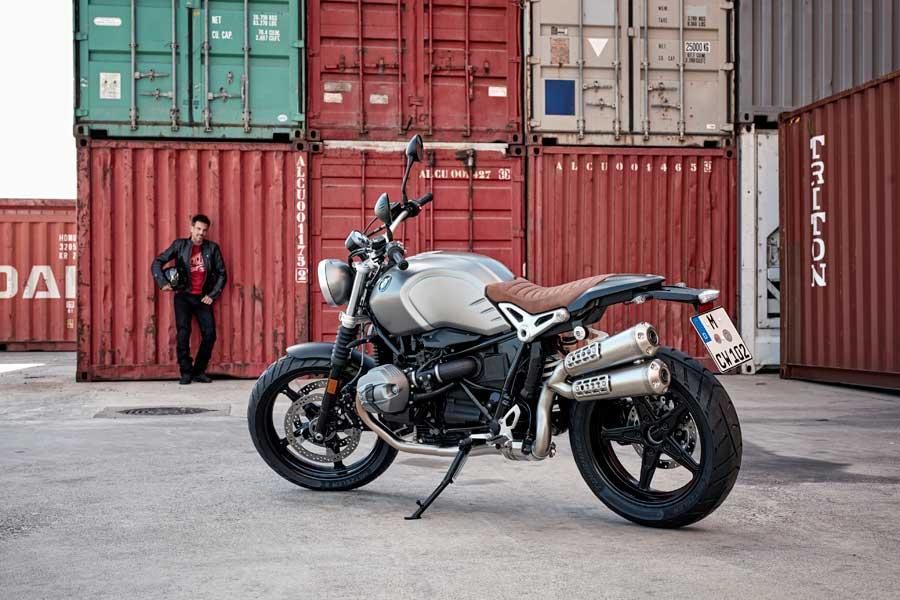 Foto 05 BMW R-Nine T Scrambler