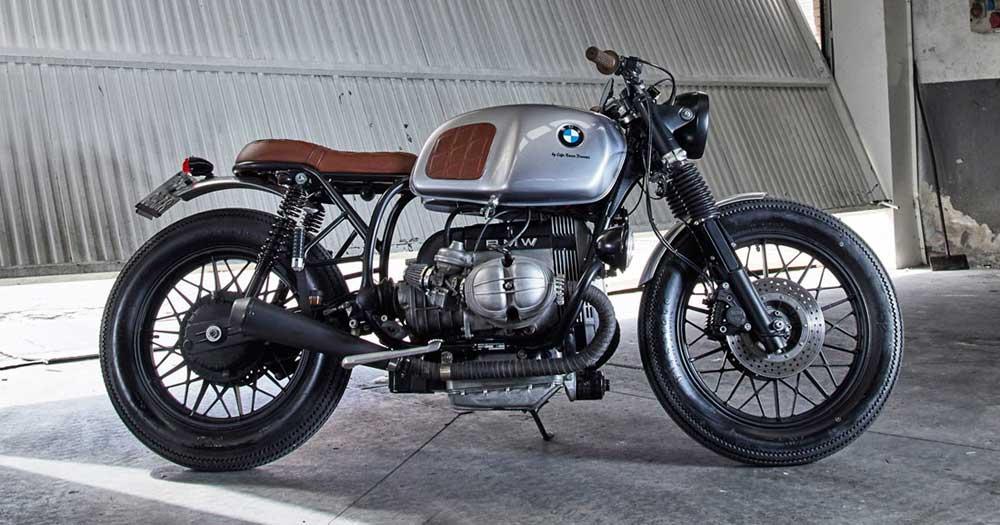 Moto de Cafe Racer Dreams