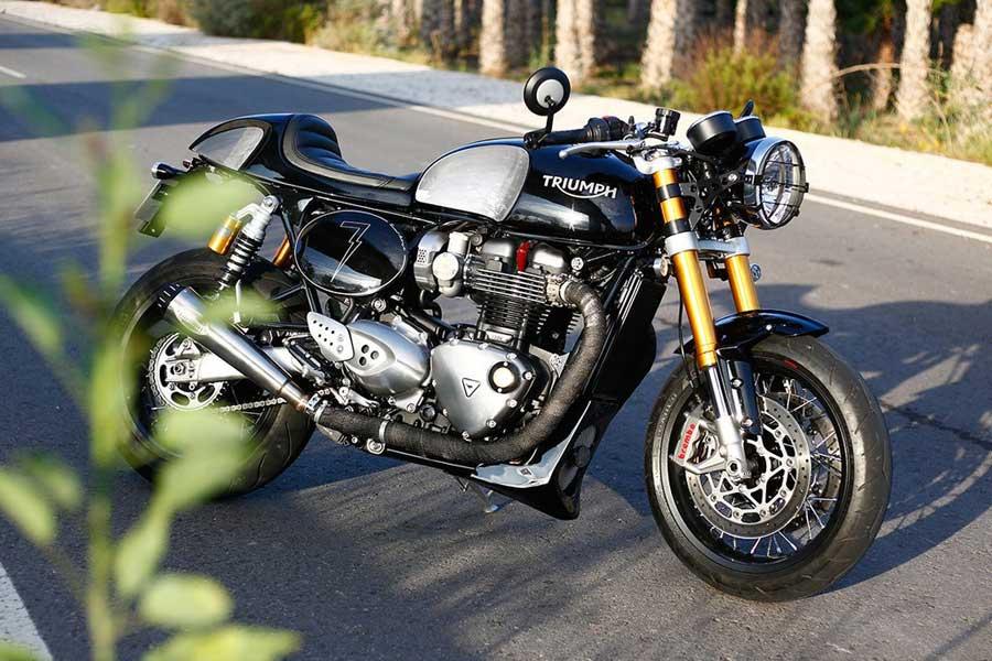 Moto de Tamarit Motorcycles