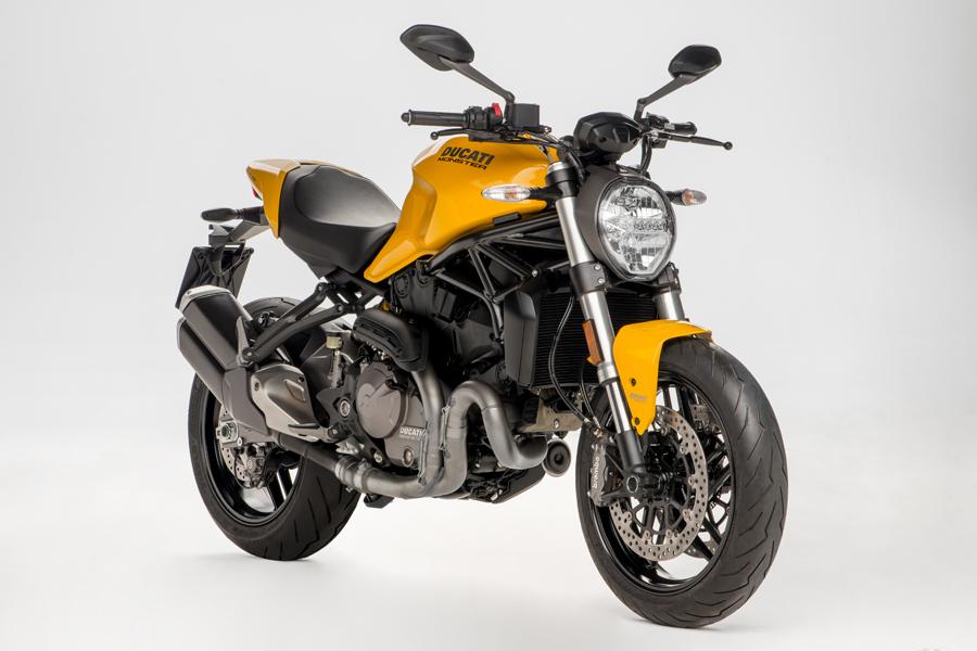 Foto 01 Ducati Monster 821