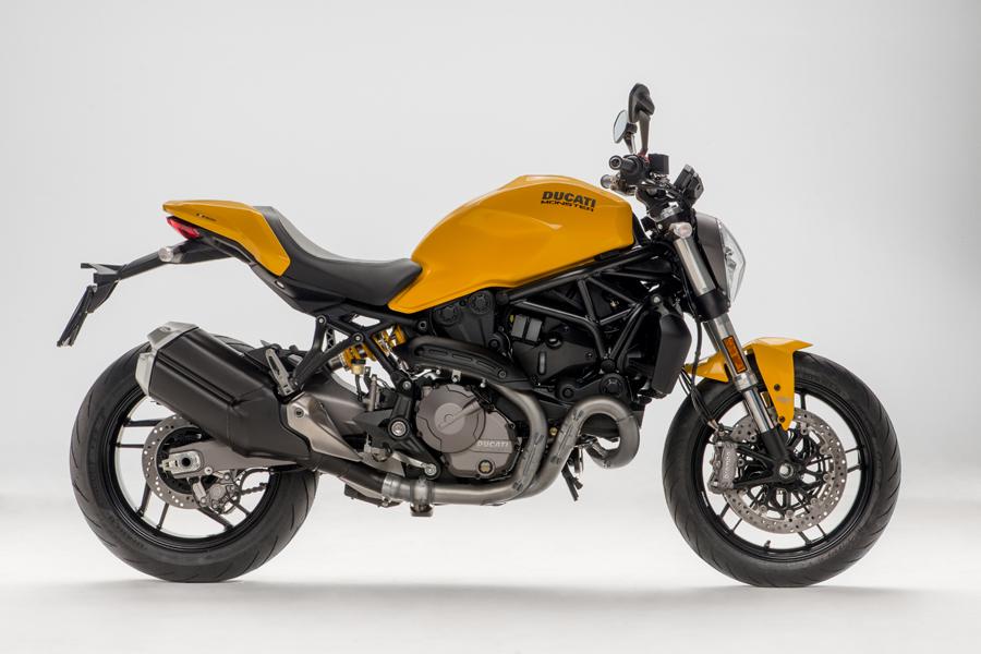 Foto 02 Ducati Monster 821