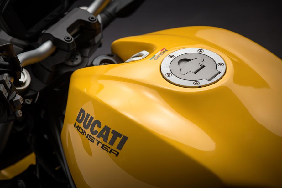 Foto 03 Ducati Monster 821