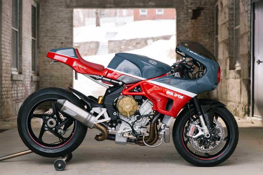 Walt Siegl Motorcycle Bol D´Or, Foto 01