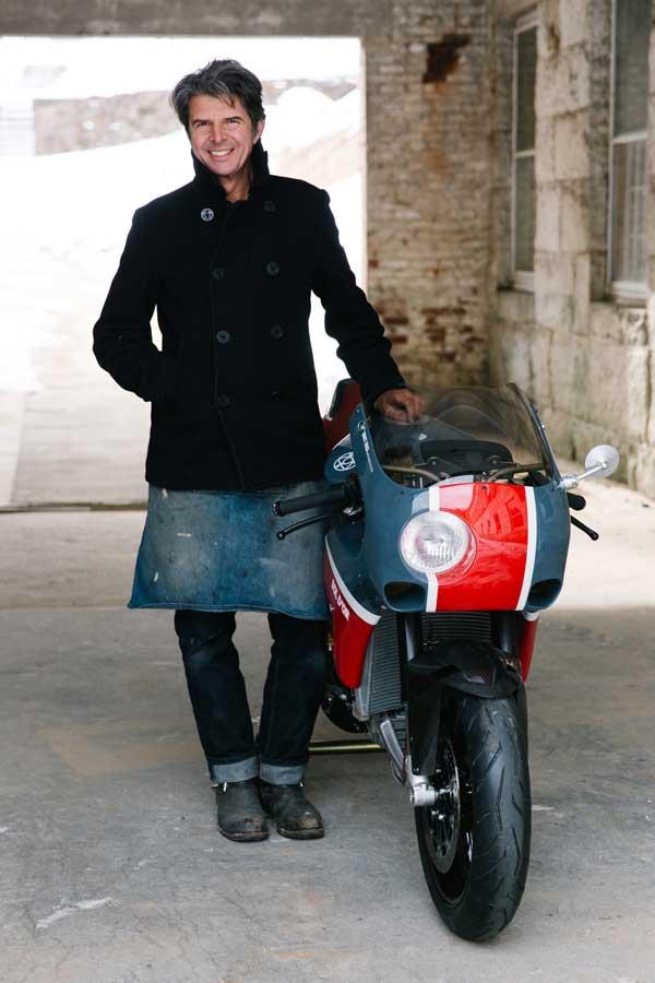 Walt Siegl Motorcycles Bol D´Or, Foto 06