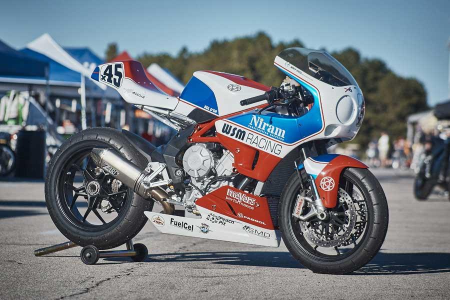 Walt Siegl Motorcycles Bol D´Or, Foto 07