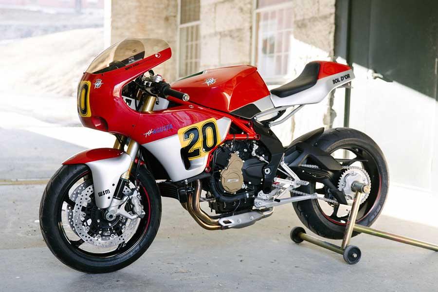 Walt Siegl Motorcycles Bol D´Or, Foto Principal 02