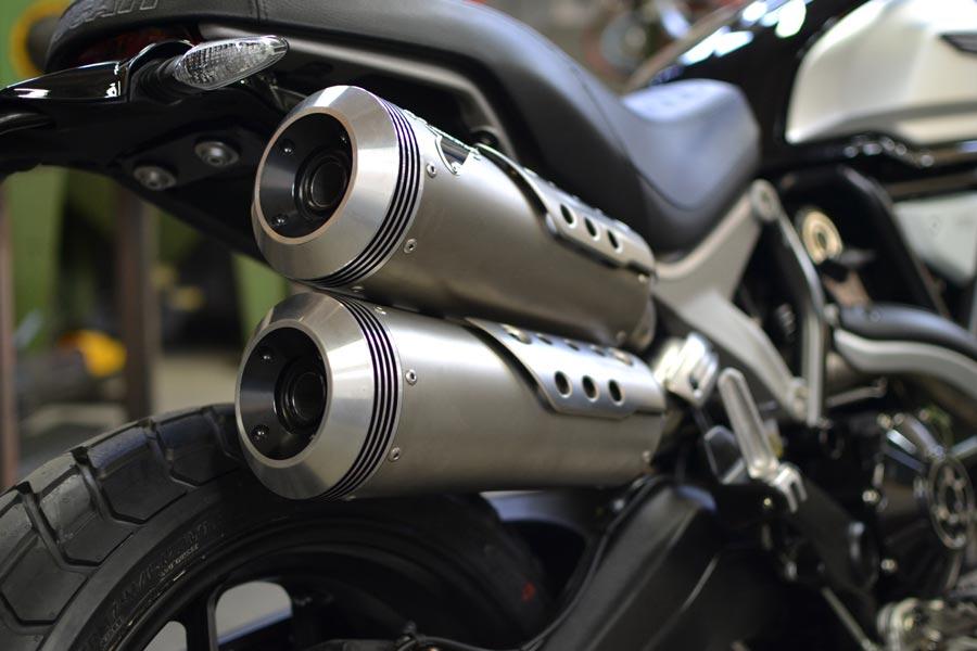 Foto 04 Ducati Scrambler 1100 Sport