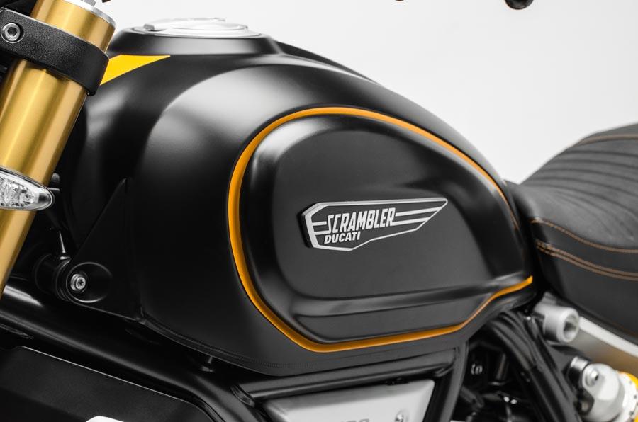 Foto 05 Ducati Scrambler 1100 Sport