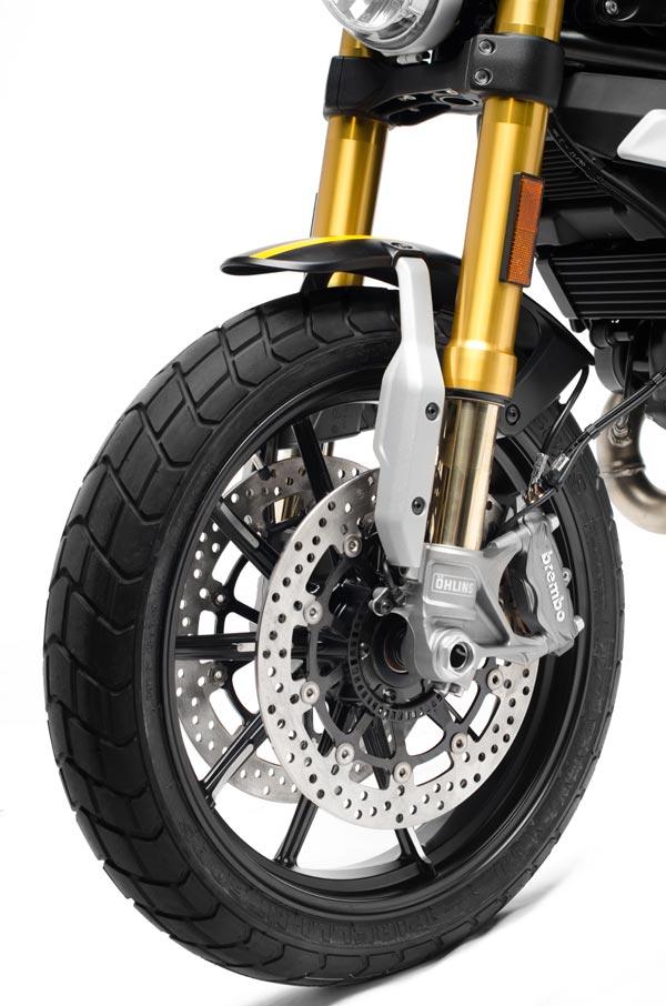 Foto 06 Ducati Scrambler 1100 Sport