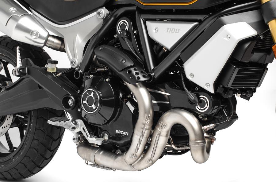 Foto 07 Ducati Scrambler 1100 Sport