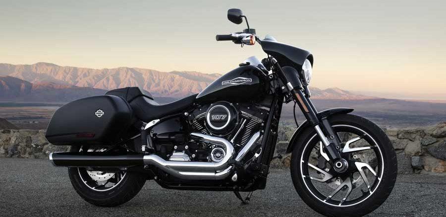 Foto destacada Harley Davidson Sport Gllide