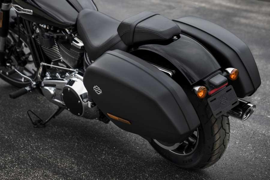 Foto 06 Harley Davidson Sport Gllide