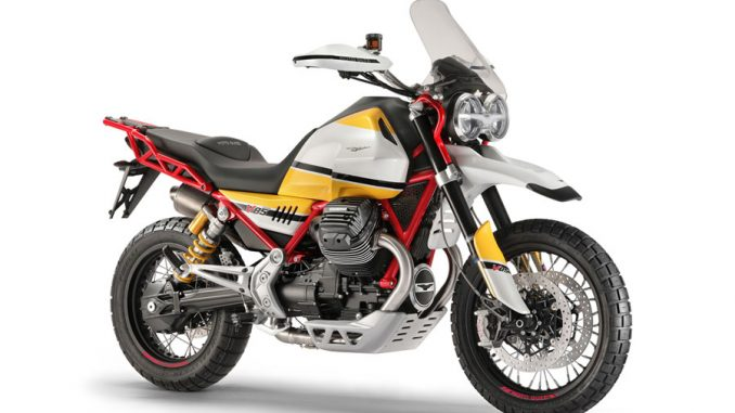 Foto Destacada Moto Guzzi V85