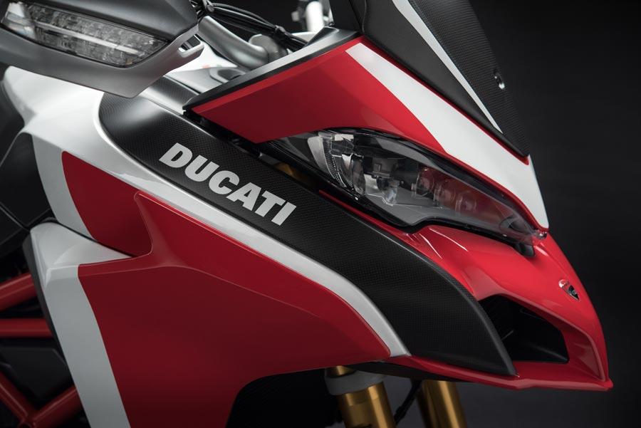 Foto 05 Ducati Multistrada 1260 Pikes Peak