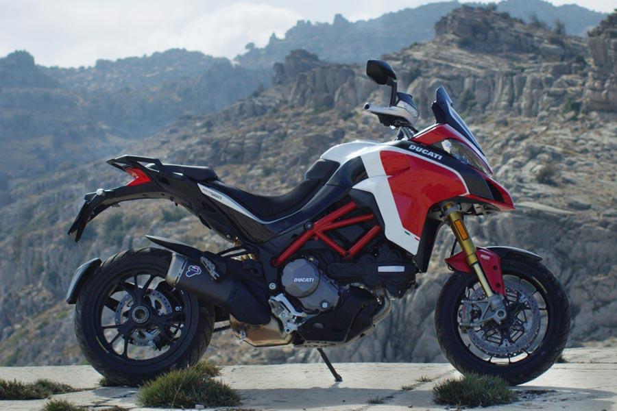 Foto 08 Ducati Multistrada 1260 Pikes Peak