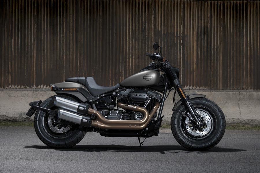 Foto 02 Harley Davidson Fat Bob 114