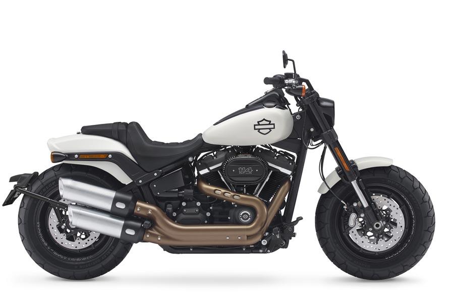Foto 05 Harley Davidson Fat Bob 114