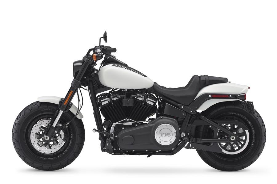 Foto 06 Harley Davidson Fat Bob 114