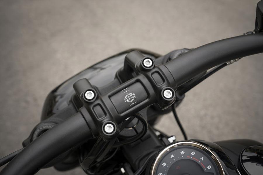 Foto 09 Harley Davidson Fat Bob 114