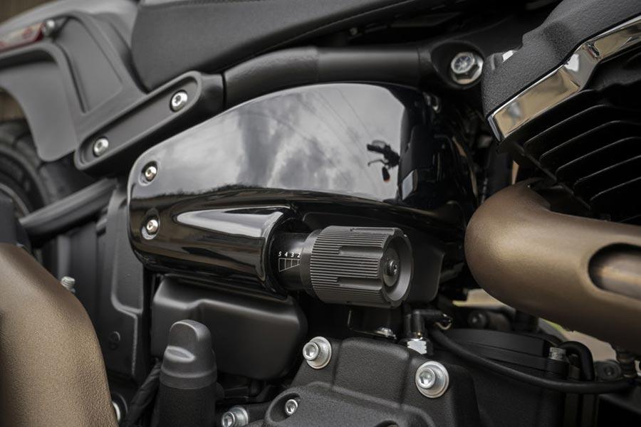 Foto 10 Harley Davidson Fat Bob 114