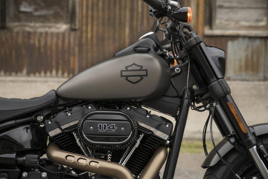 Foto 11 Harley Davidson Fat Bob 114