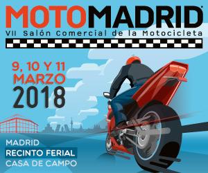 Moto Madrid 2018