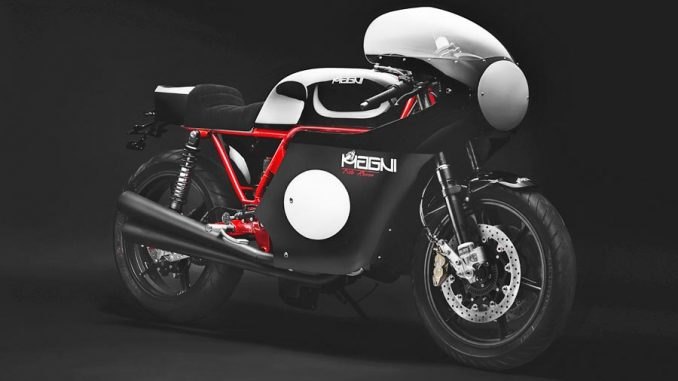 Foto 01 Magni Filo Rosso Black Edition