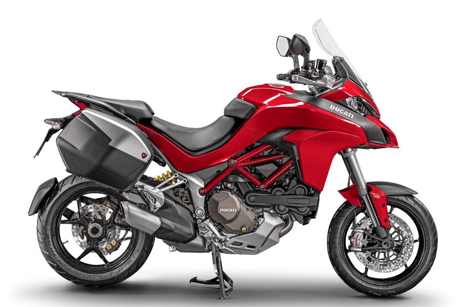 Foto 02 Ducati Multistrada 1200 S
