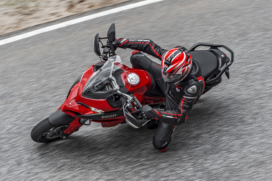 Foto 04 Ducati Multistrada 1200 S