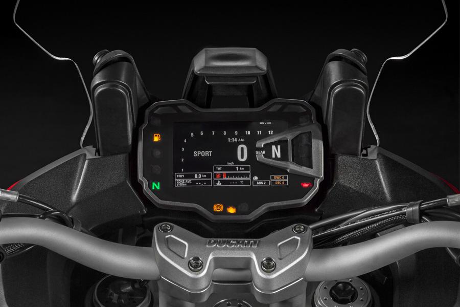 Foto 06 Ducati Multistrada 1200 S