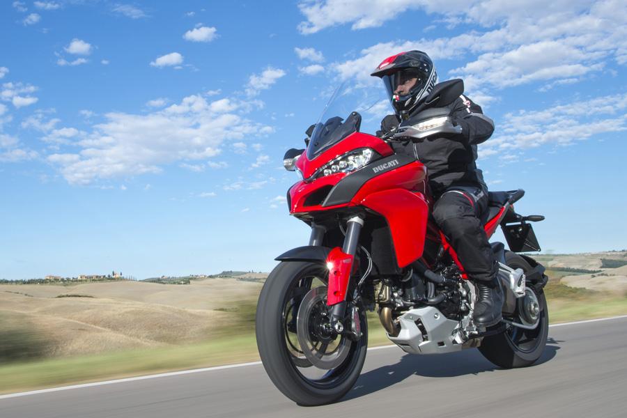 Foto 07 Ducati Multistrada 1200 S