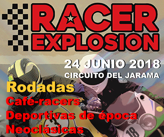Banner Racer Explosion 2018