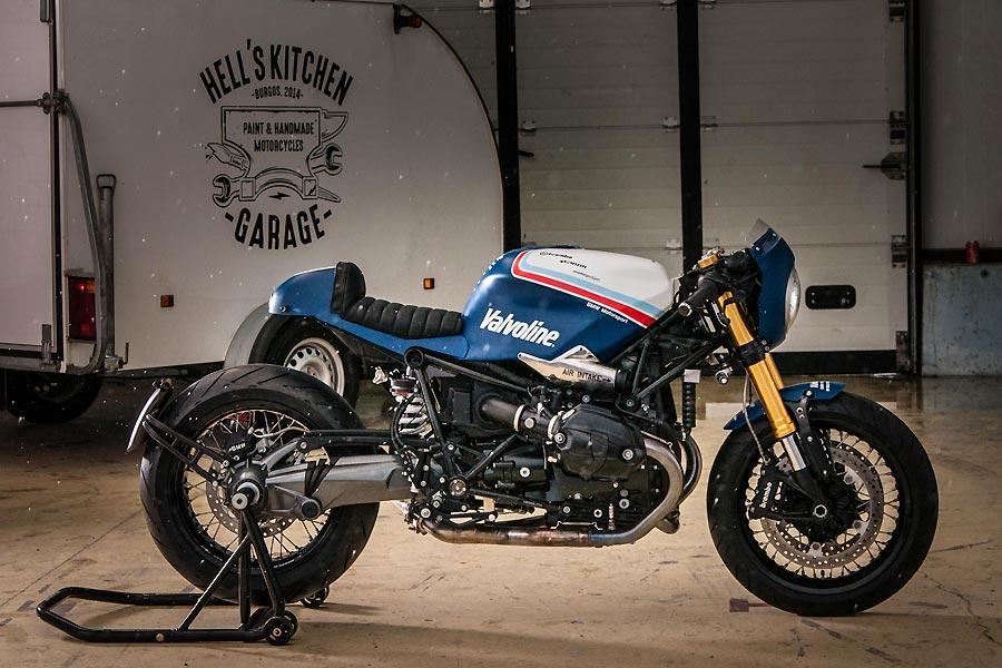 Foto 02 Hells Kitchen Garage BMW Valvoline