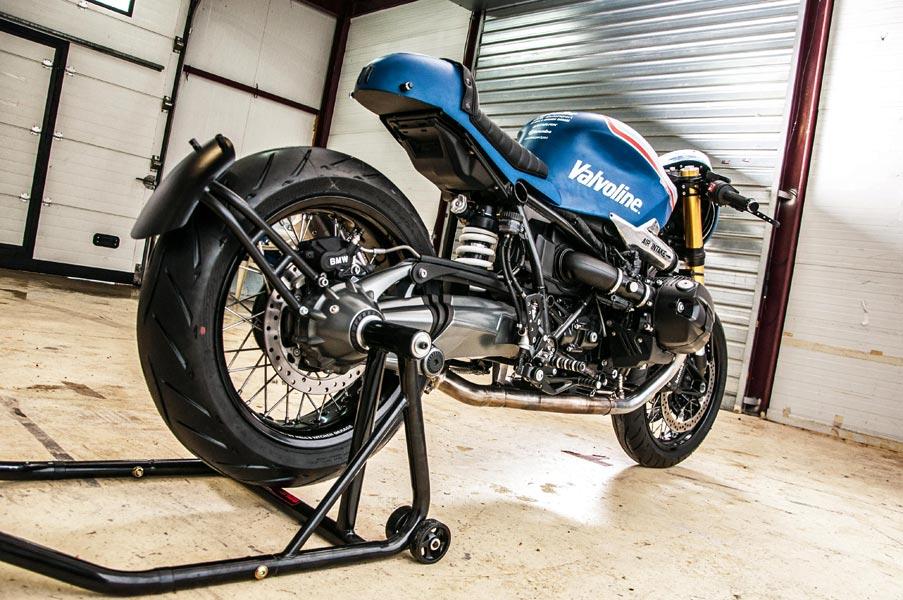 Foto 05 Hells Kitchen Garage BMW Valvoline