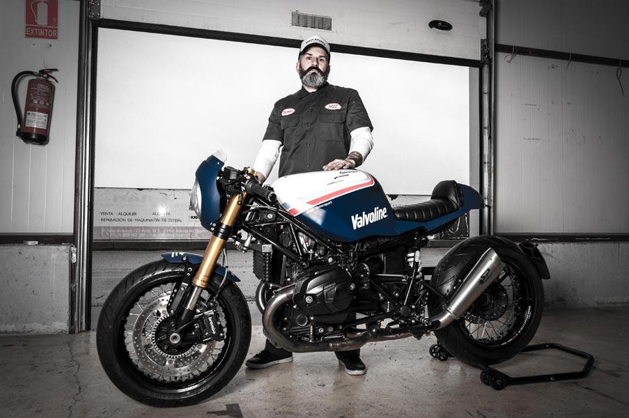 Foto 08 Hells Kitchen Garage BMW Valvoline