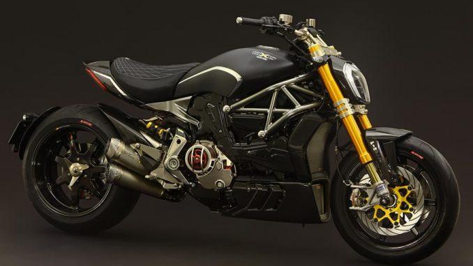 Foto 01 Moto Corse DXC