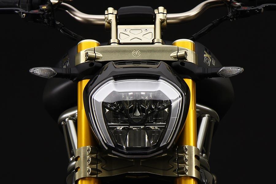 Foto 07 Moto Corse DXC