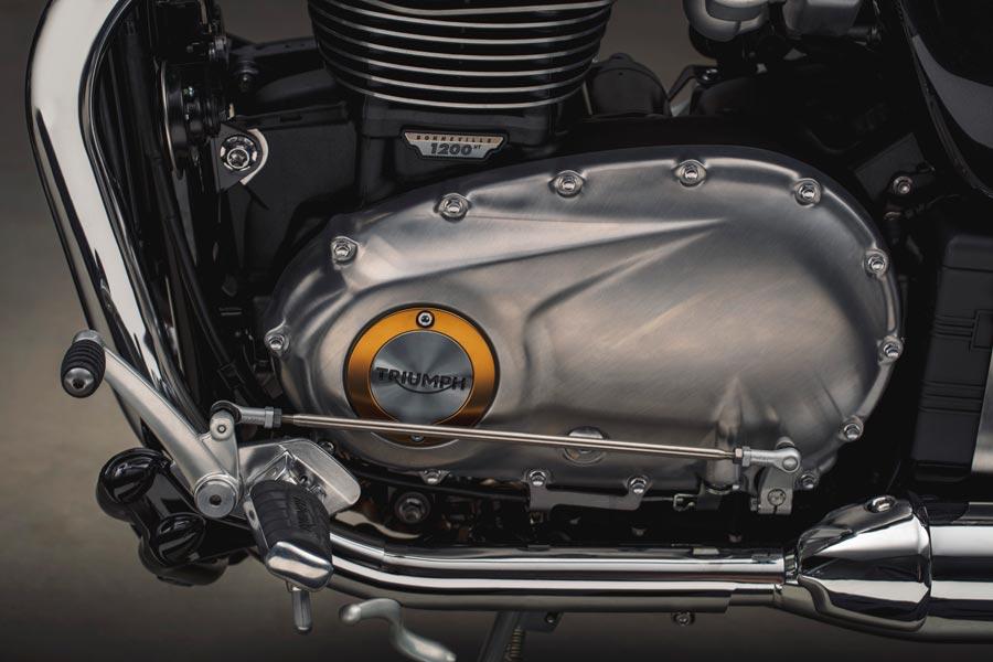 Foto 05 Triumph Bonneville Speedmaster