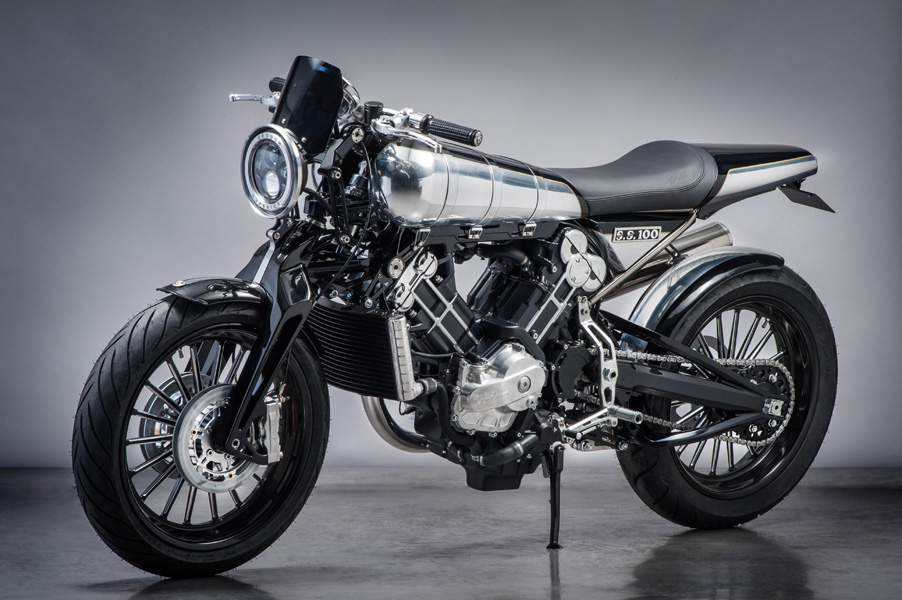 Foto 01 Brough Superior SS100