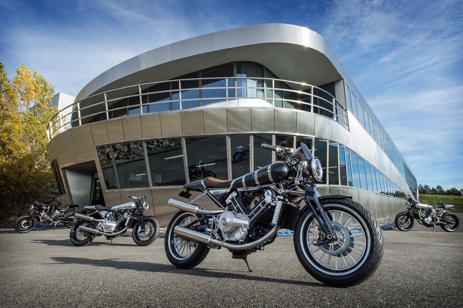 Foto 02 Brough Superior SS100