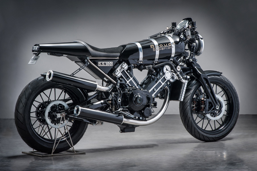 Foto 03 Brough Superior SS100