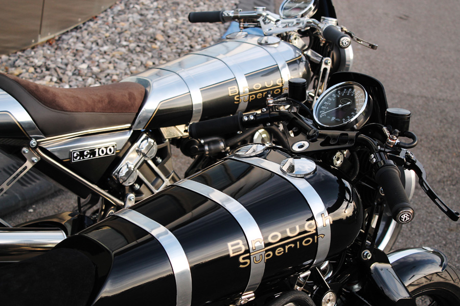 Foto 07 Brough Superior SS100