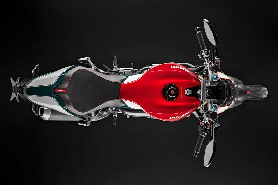 Foto 01 Ducati Monster 1200 25 Anniversario